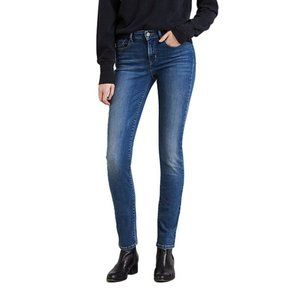 Levi's Mid Rise Skinny, Size 10